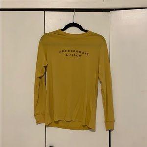 A&F long sleeve XS